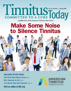 Tinnitus Today Magazine