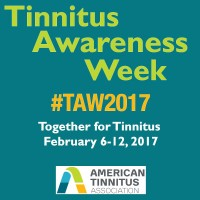 Tinnitus Awareness Week 2017 Profile Photo
